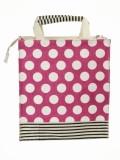 Jute Tree Hand-held Bag (Pink)