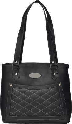 Hand bag Hand-held Bag(Black)
