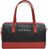 Cross Hand-held Bag (Red)