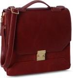 Baggit Hand-held Bag (Maroon)