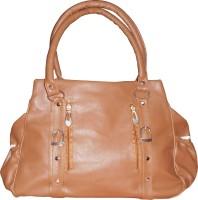 Stylon Shoulder Bag(Gold, Pink)