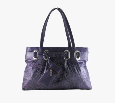 OLD SPORT Hand-held Bag(PURPLE)