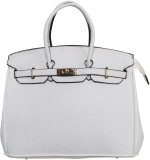 Peaubella Hand-held Bag (White)