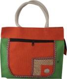 MK Shoulder Bag (Orange, Green)