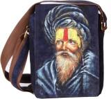 Varunkalart Sling Bag (Blue)