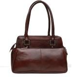 Bluwhale Hand-held Bag (Brown)