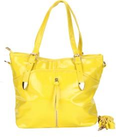 Jolie Messenger Bag(Yellow)