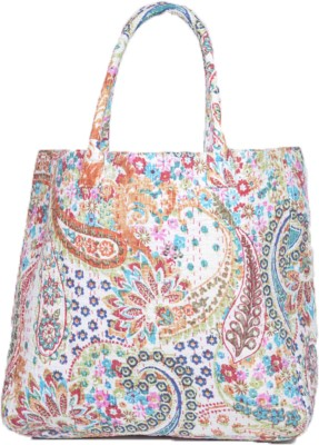 Jaipur Textiles Hub Shoulder Bag