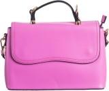 Peaubella Hand-held Bag (Pink)