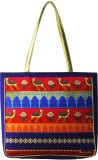 Urban Desi Shoulder Bag (Blue)