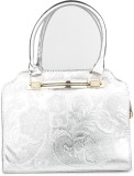 Histeria Hand-held Bag (Silver)