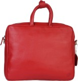 Incredible Range Messenger Bag (Red)