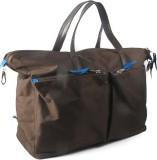 Harp Hand-held Bag (Brown)