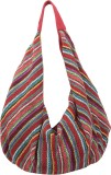 Anekaant Hobo (Red, Multicolor)