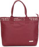 Murcia Hand-held Bag (Maroon)