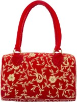The Indian Handicraft Store Shoulder Bag(Red)