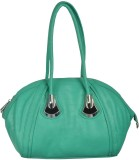 Gouri Bags Hand-held Bag (Green)