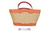 Pretty Krafts Messenger Bag (Maroon)