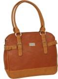 Greek Sojourn Hand-held Bag (Brown)