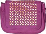 Apick Shoulder Bag (Purple)
