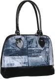 Jewel Fuel Shoulder Bag (Blue, Black)
