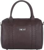 Pockit Shoulder Bag (Brown)