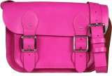 Viari Messenger Bag (Pink)