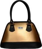 Tanishka Exports Messenger Bag (Gold)