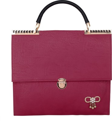 The Blue Pink Hand-held Bag