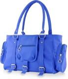 olo Hand-held Bag (Blue)