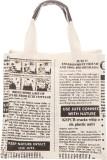 Jute Cottage Hand-held Bag (White)