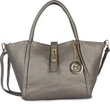 Deniza Hand-held Bag (Silver)