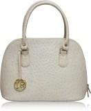 La Roma Hand-held Bag (White)