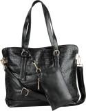 Aadaana Hand-held Bag (Black)