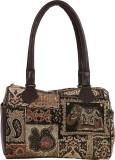 Anekaant Hand-held Bag (Brown)