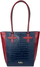 Holii Tote(Blue, Red)