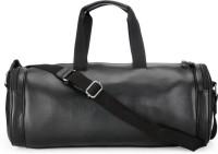 Teakwood Shoulder Bag(Black)