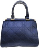 BK Black Hand-held Bag (Blue)