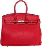 Peaubella Hand-held Bag (Red)