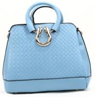 Skyline Hand-held Bag(Blue)