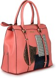 Amatra Hand-held Bag (Pink)
