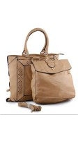 Vouch Shoulder Bag(Brown)