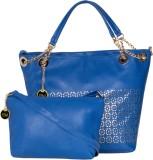 Edel Shoulder Bag (Blue)