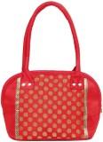 Indian Rain Hand-held Bag (Red)