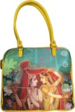 Bhamini Shoulder Bag (Yellow)