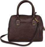 Sophia Visconti Hand-held Bag (Brown)