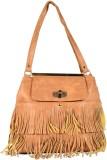 Parv Collections Shoulder Bag (Beige)