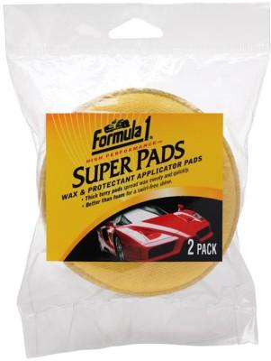 Formula 1 Super Wax & Protectant Applicator Microfibre Hand Pad
