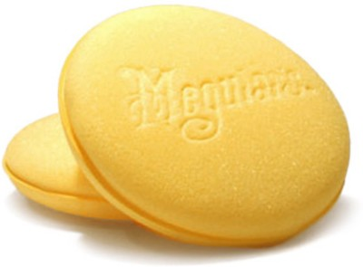 Meguiars W0004 Foam Applicator Pad (4 Pieces) Sponge Hand Pad