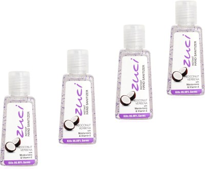 Zuci Coconut Verbana Hand Sanitizer
